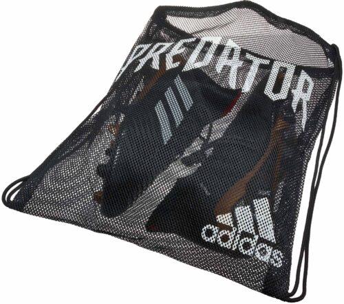 adidas Predator 18.1 FG – Black/Solar Red