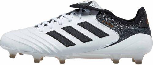 adidas Copa 18.1 FG – White/Tactile Gold Metallic