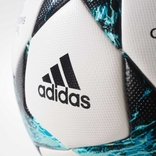 adidas Finale 17 Official Match Ball – White/Black
