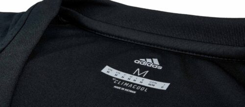 adidas Manchester United SSP Tee – Winter Top – Black