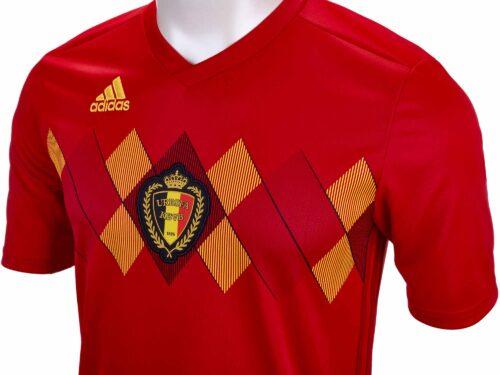 2018/19 adidas Belgium Home Jersey