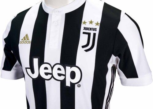 2017/18 adidas Juventus Home Jersey