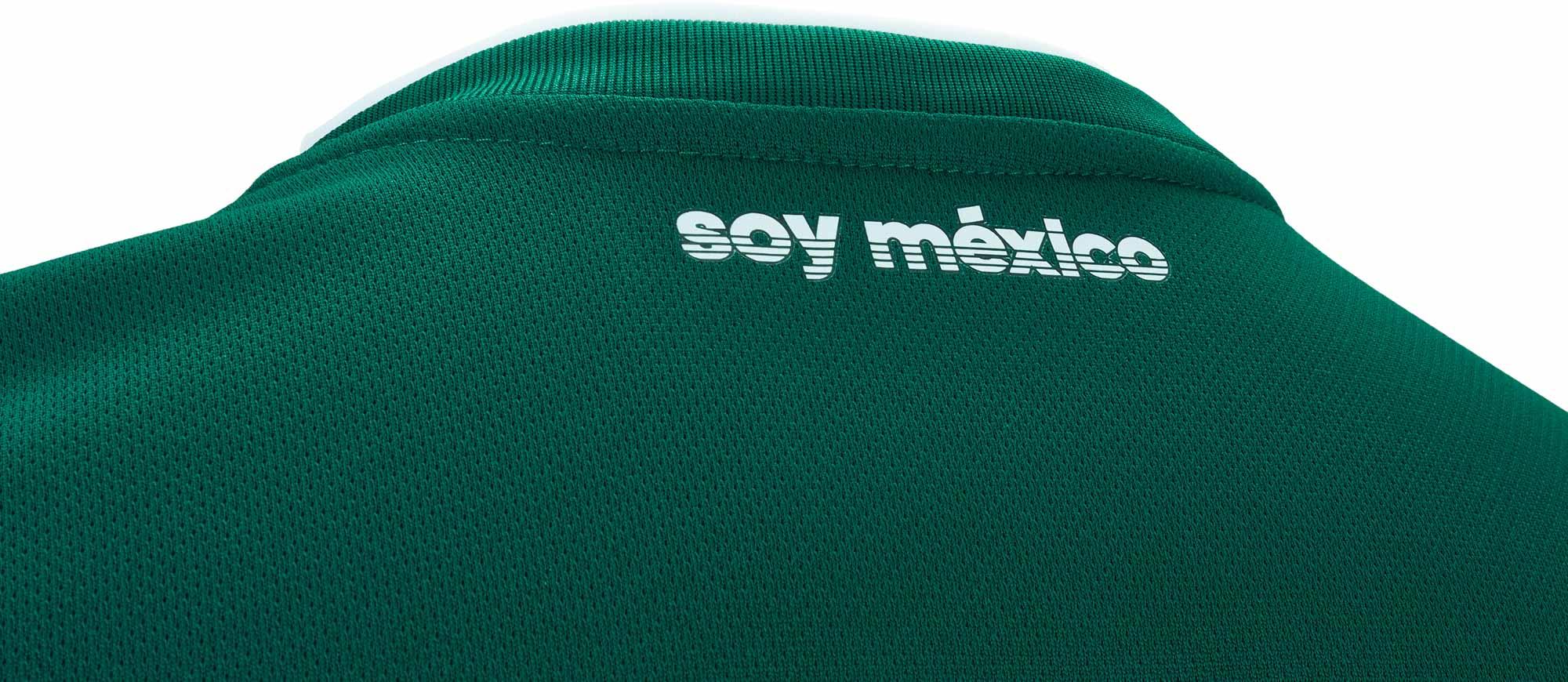 2fe5bb2de908d adidas Kids Mexico Home Jersey 2018-19