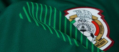 2018/19 adidas Kids Hirving Lozano Mexico Home Jersey