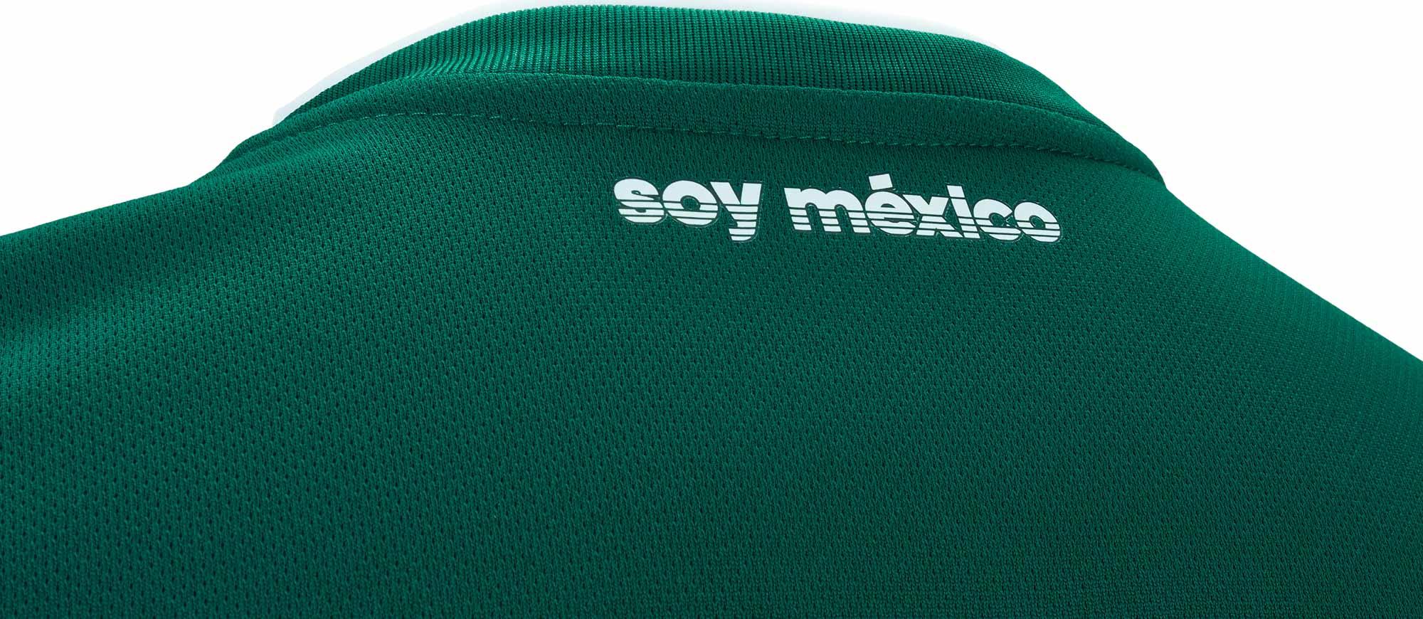 bb4cc268753db adidas Mexico Home Jersey 2018-19 - SoccerPro.com