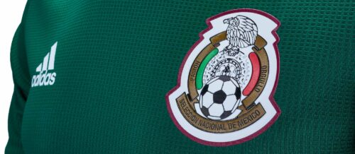adidas Mexico Authentic Home Jersey 2018-19 NS