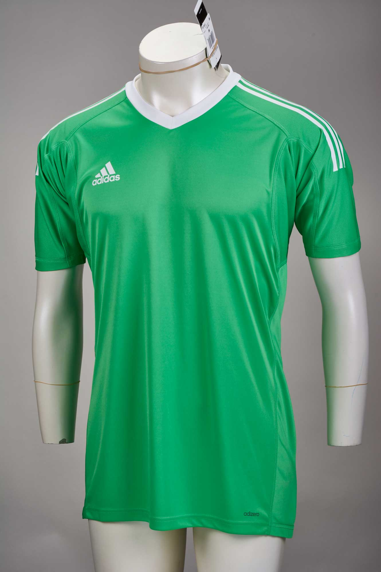 6abb876263aa3 adidas Revigo 17 Short-Sleeve Goalkeeper Jersey - Green
