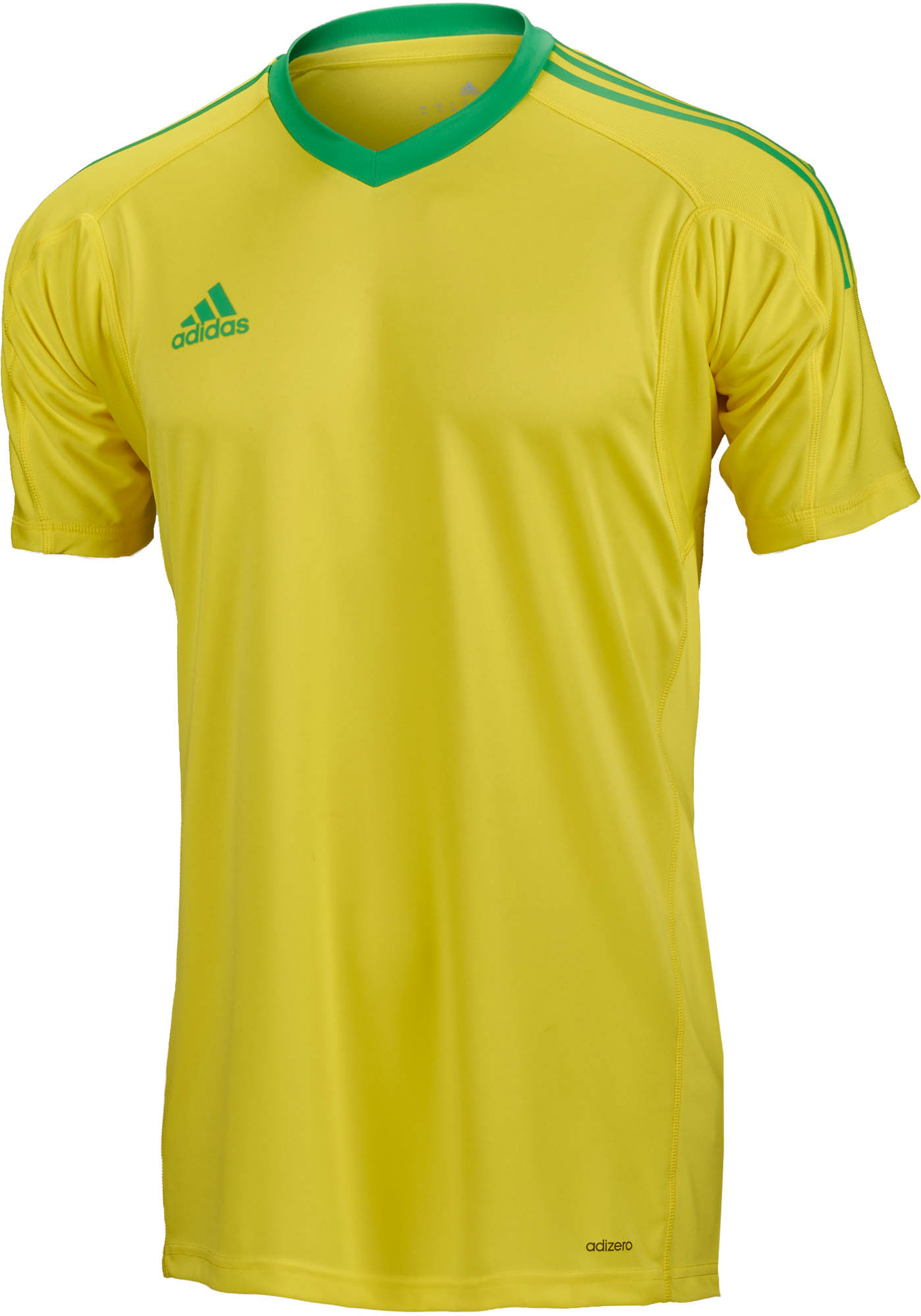 adidas Boy/'s Go To Short Sleeve T-Shirt NWT Neon Green or Neon Yellow  Size  4