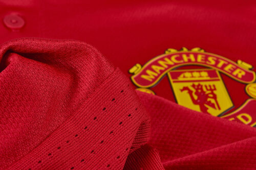 adidas Manchester United Authentic Home Jersey 2017-18 NS