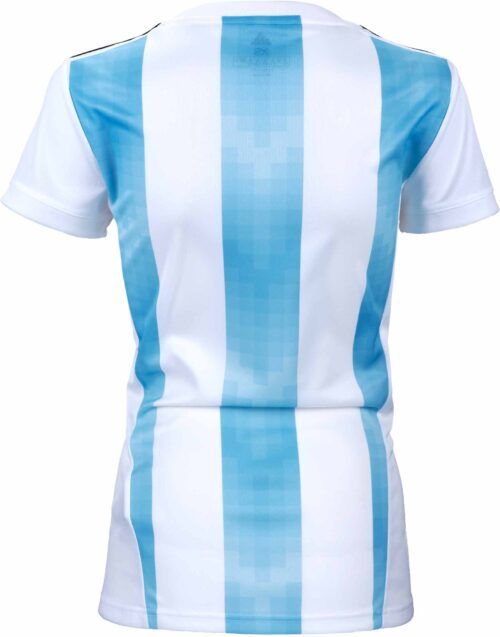 adidas Womens Argentina Home Jersey 2018-19 NS