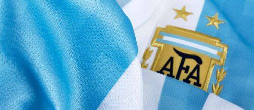 adidas Womens Argentina Home Jersey 2018-19 NS