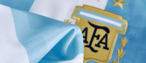 adidas Argentina Home Jersey 2018-19 NS