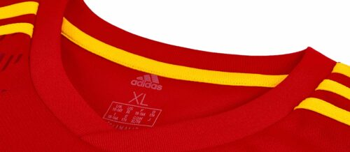 adidas Kids Spain Home Jersey 2018-19 NS