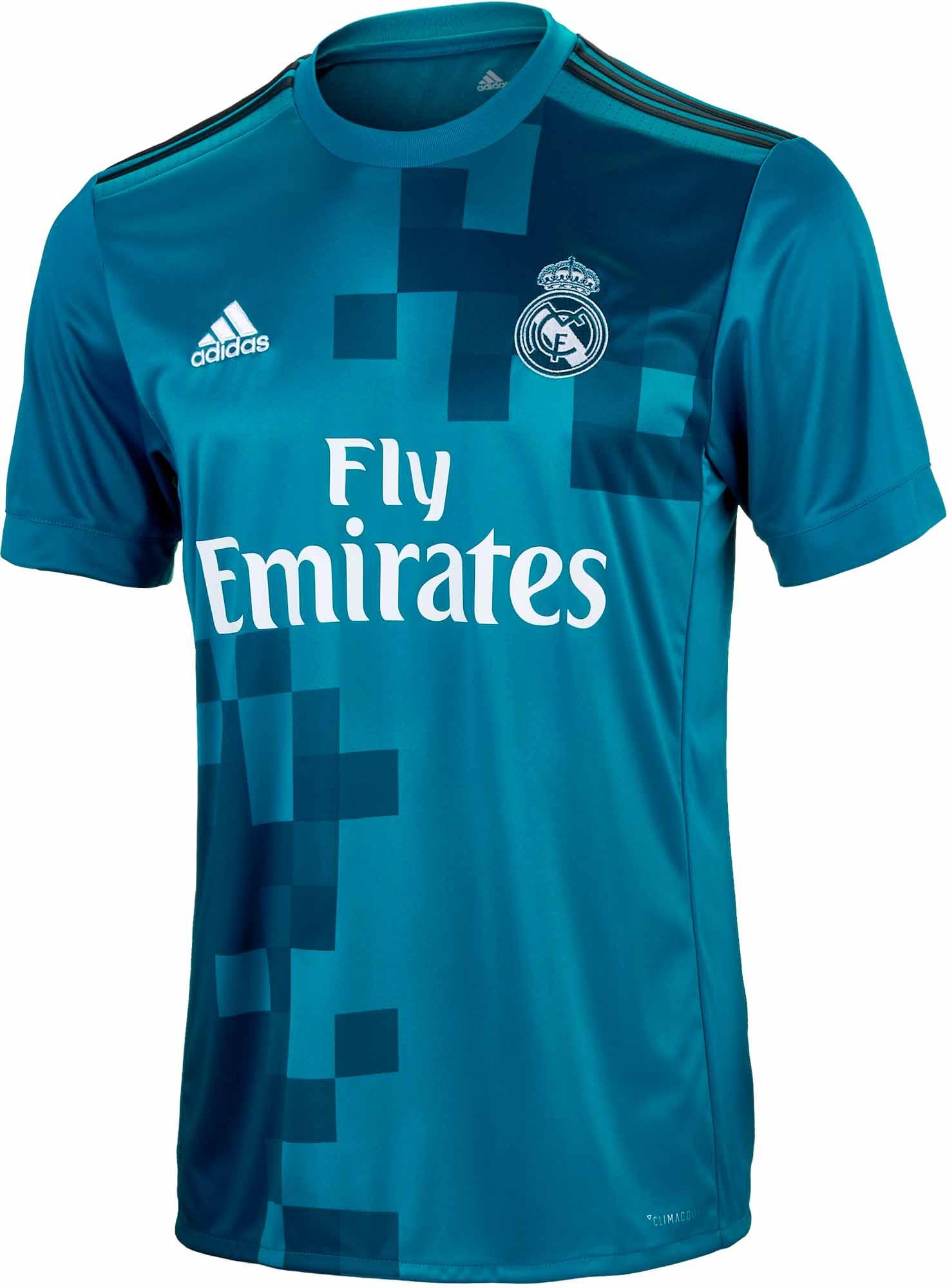 adidas Real Madrid 3rd Jersey - 2017 18 Soccer Jerseys 2ececfcdf