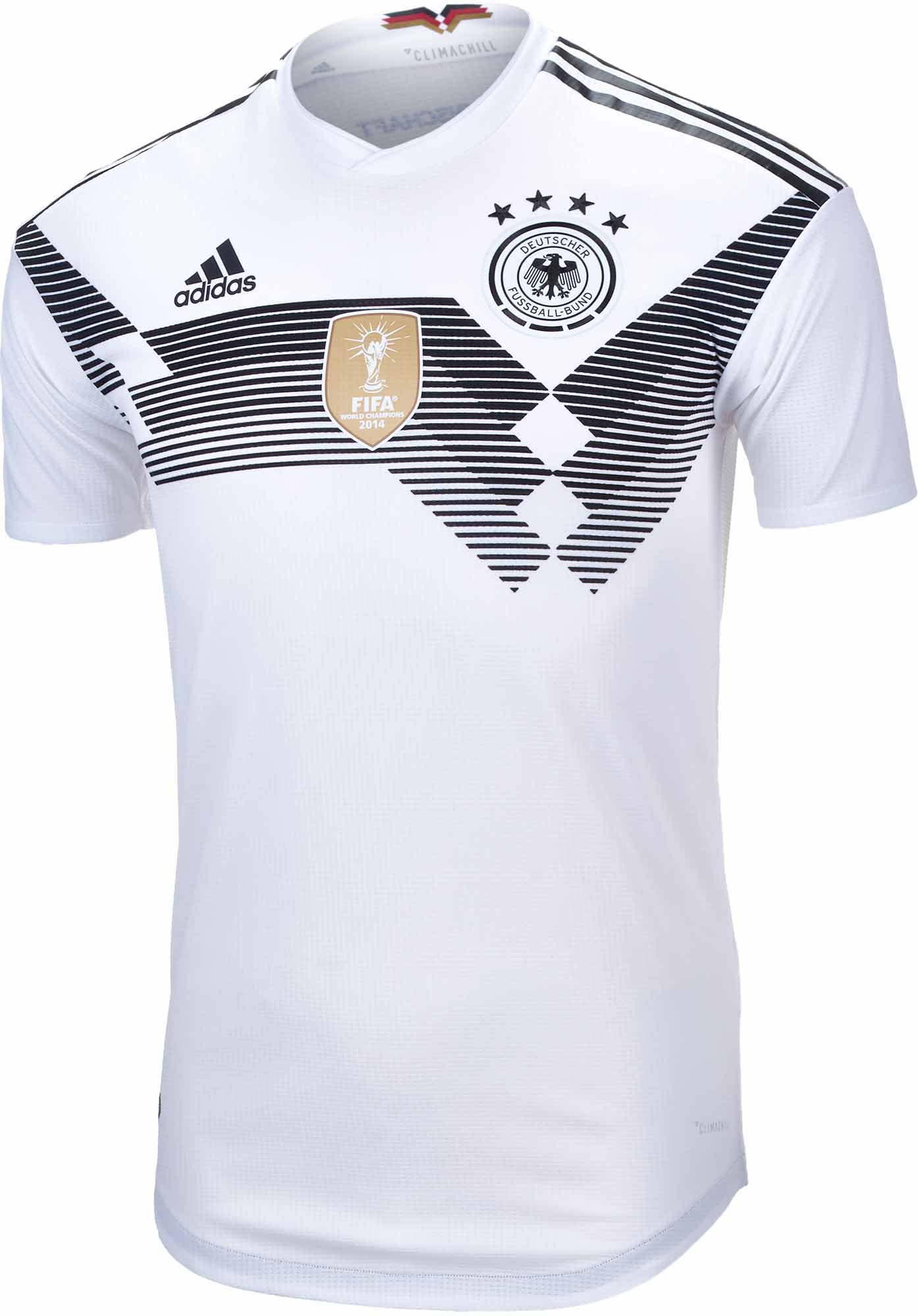 c22827cf8c9 adidas Germany Authentic Home Jersey 2018-19 - SoccerPro