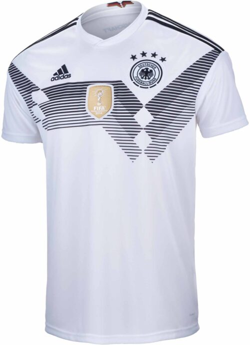 adidas Germany Home Jersey 2018-19 NS