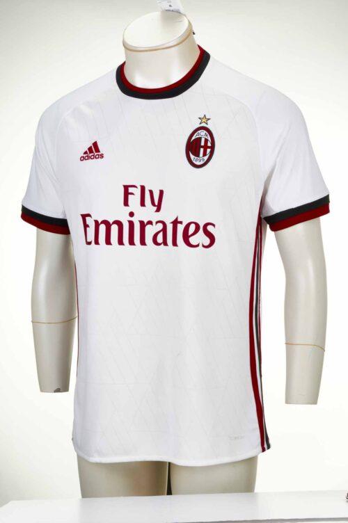 adidas AC Milan Away Jersey 2017-18 NS