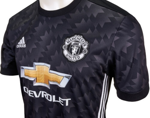 adidas Manchester United Away Jersey 2017-18 NS