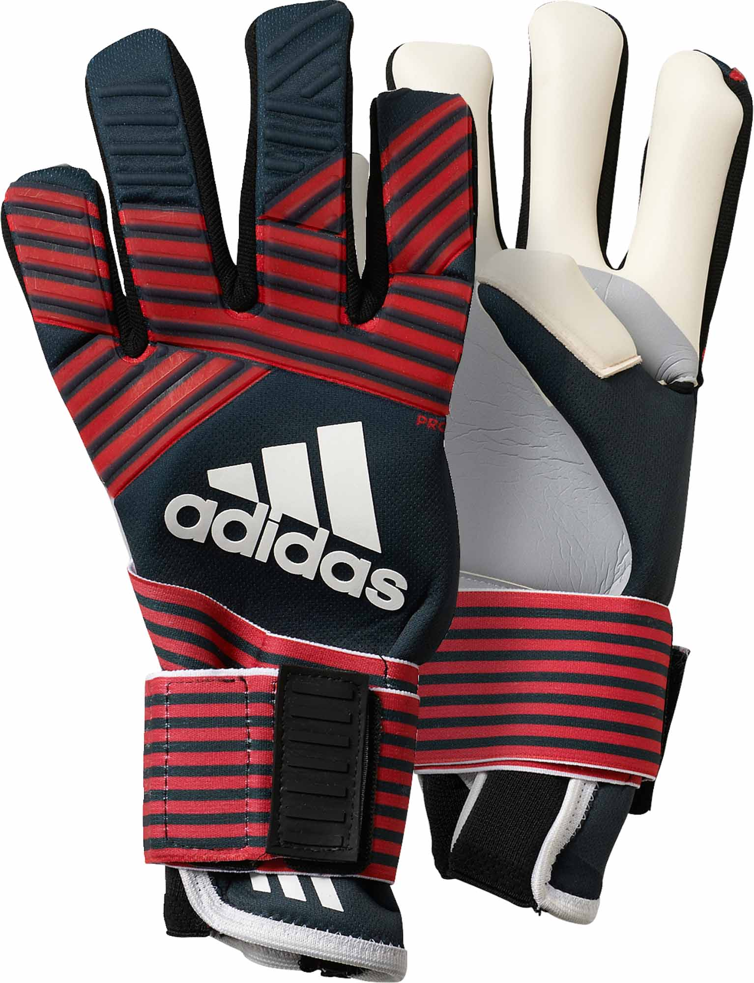 new styles 84aff 5933b adidas ACE Trans Pro Goalkeeper Gloves – Manuel Neuer – Black/FCB True Red