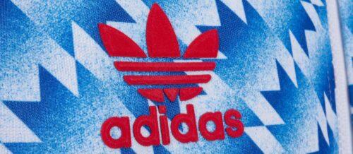 adidas Originals Manchester United Track Top – Multicolor