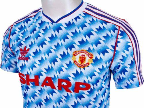 adidas Orginals Manchester United Retro Jersey – Multicolor