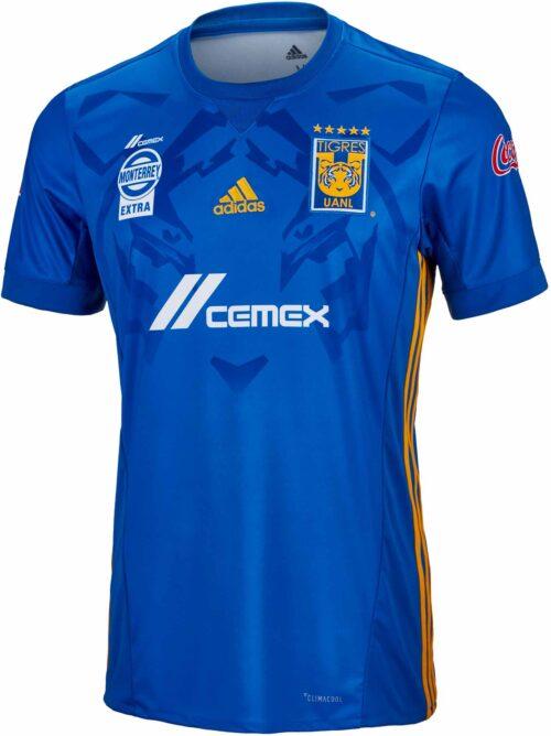 adidas Tigres Away Jersey 2017-18