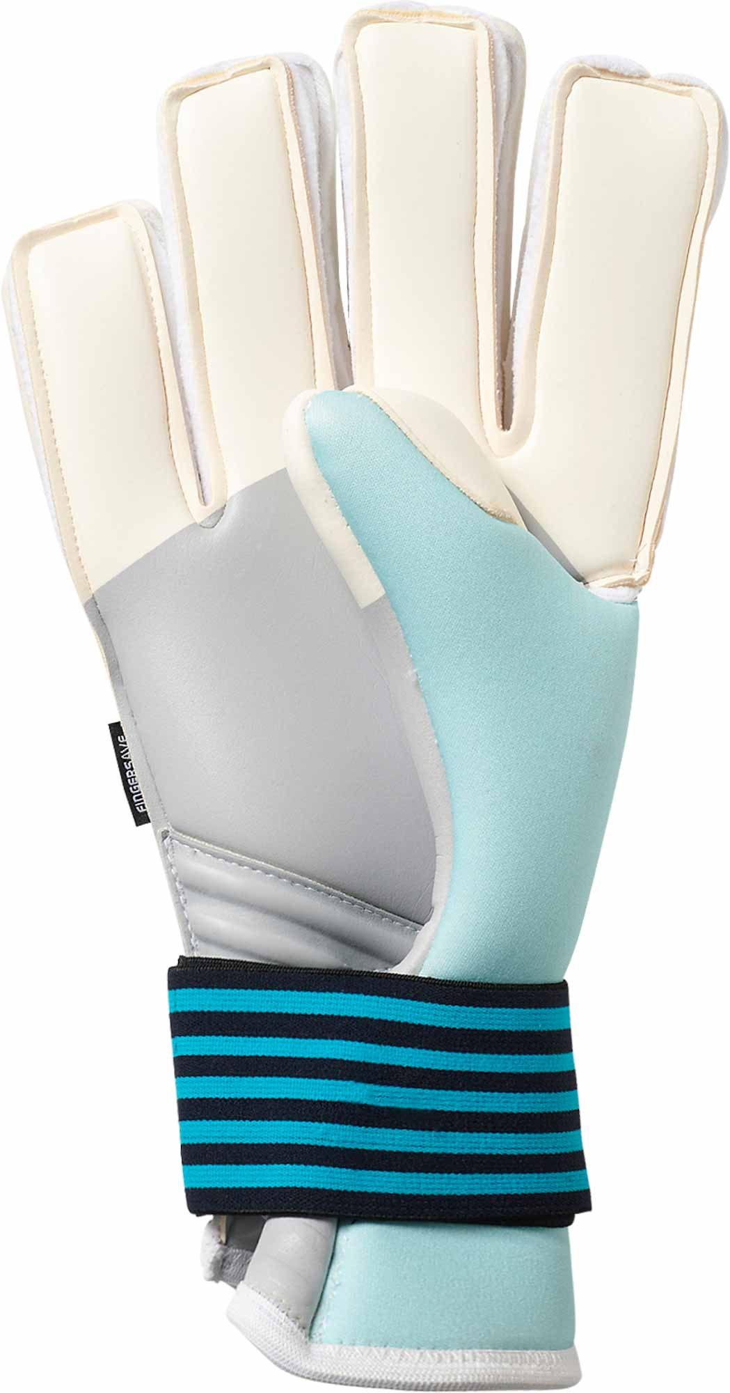 adidas ACE Trans Fingersave Pro - Blue Goalkeeper Gloves