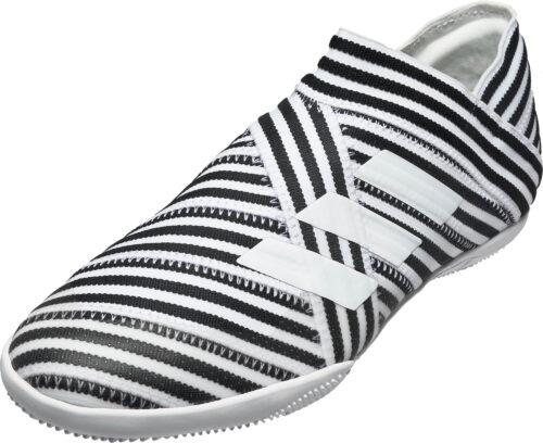 adidas Kids Nemeziz Tango 17  360Agility IN – White/Black