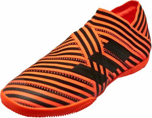 adidas Kids Nemeziz Tango 17+ 360Agility IN – Solar Red/Core Black