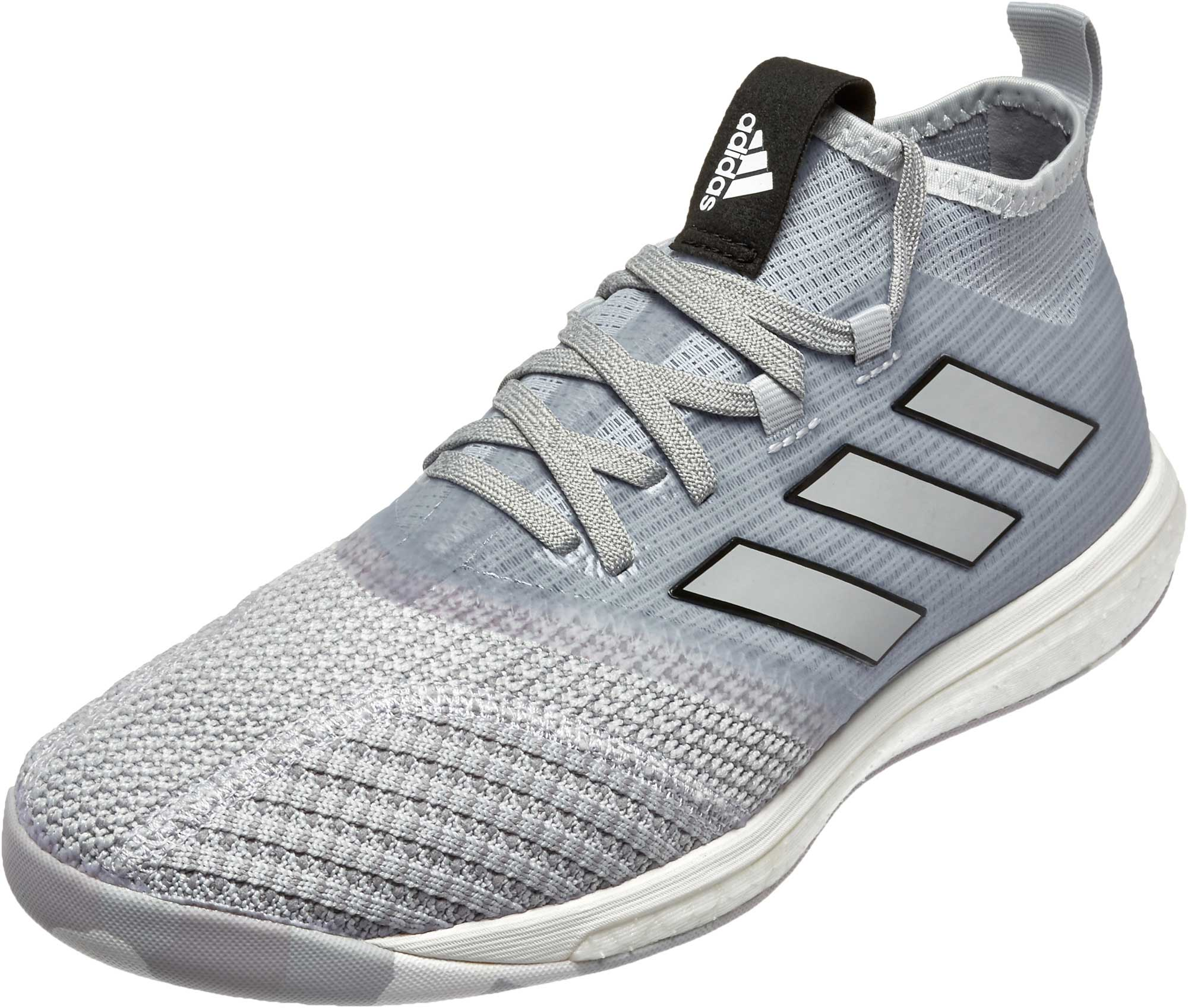 33ca94b0a370 Grey adidas ACE Tango 17.1 Trainer - SoccerPro.com