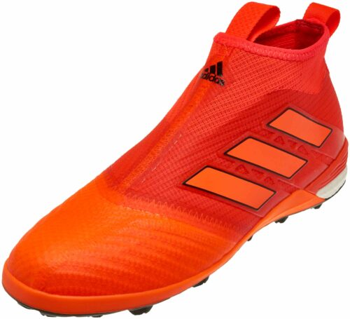 adidas ACE Tango 17  Purecontrol TF – Solar Red/Solar Orange