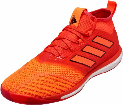 adidas ACE Tango 17.1 Trainer – Solar Red/Solar Orange