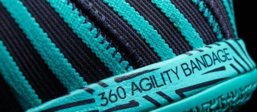 adidas Nemeziz Tango 17  360Agility – Legend Ink/Solar Yellow
