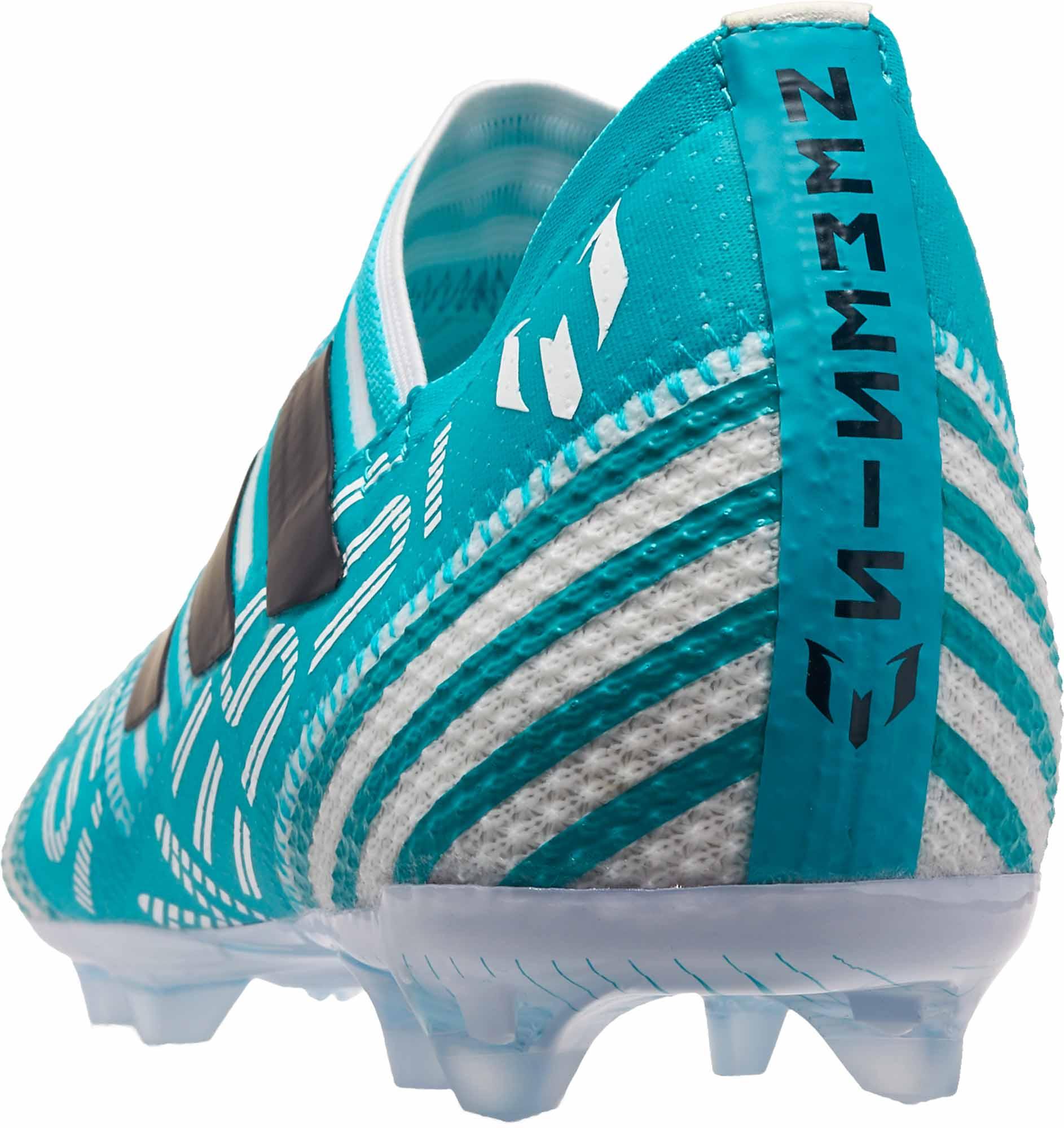 7c9f49f41e04 adidas Kids Nemeziz Messi 17 360Agility FG - White   Legend Ink