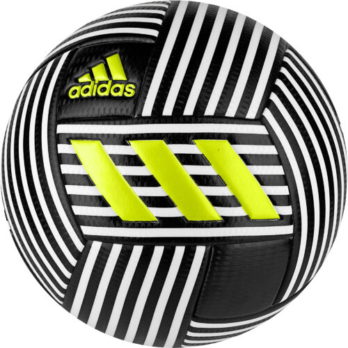 adidas Nemeziz Soccer Ball – White/Core Black