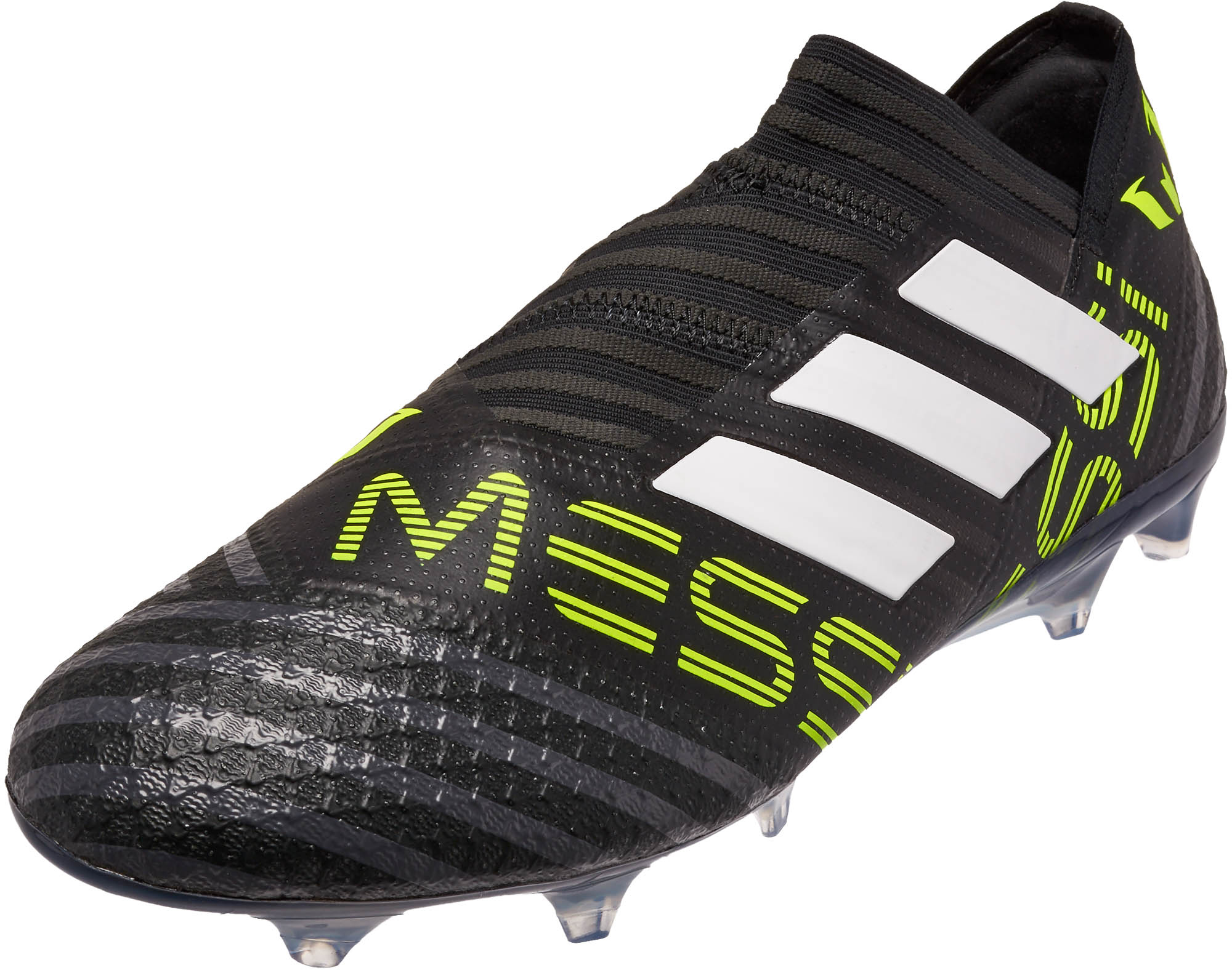 buy cheap 2b073 04a1b adidas Nemeziz Messi 17 360Agility FG – Black Solar Yellow