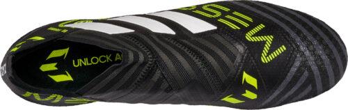adidas Nemeziz Messi 17+ 360Agility FG – Black/Solar Yellow
