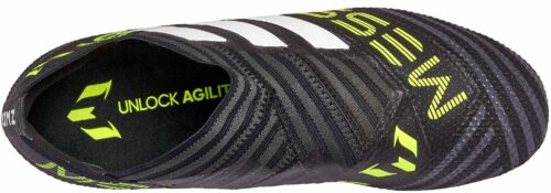 adidas Kids Nemeziz Messi 17  360Agility FG – Black/Solar Yellow
