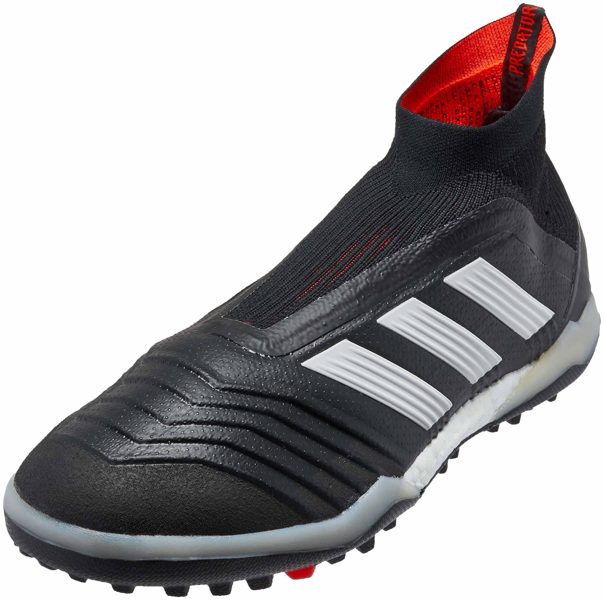 05b2900d7 adidas Predator Tango 18 TF - Black & Solar Red