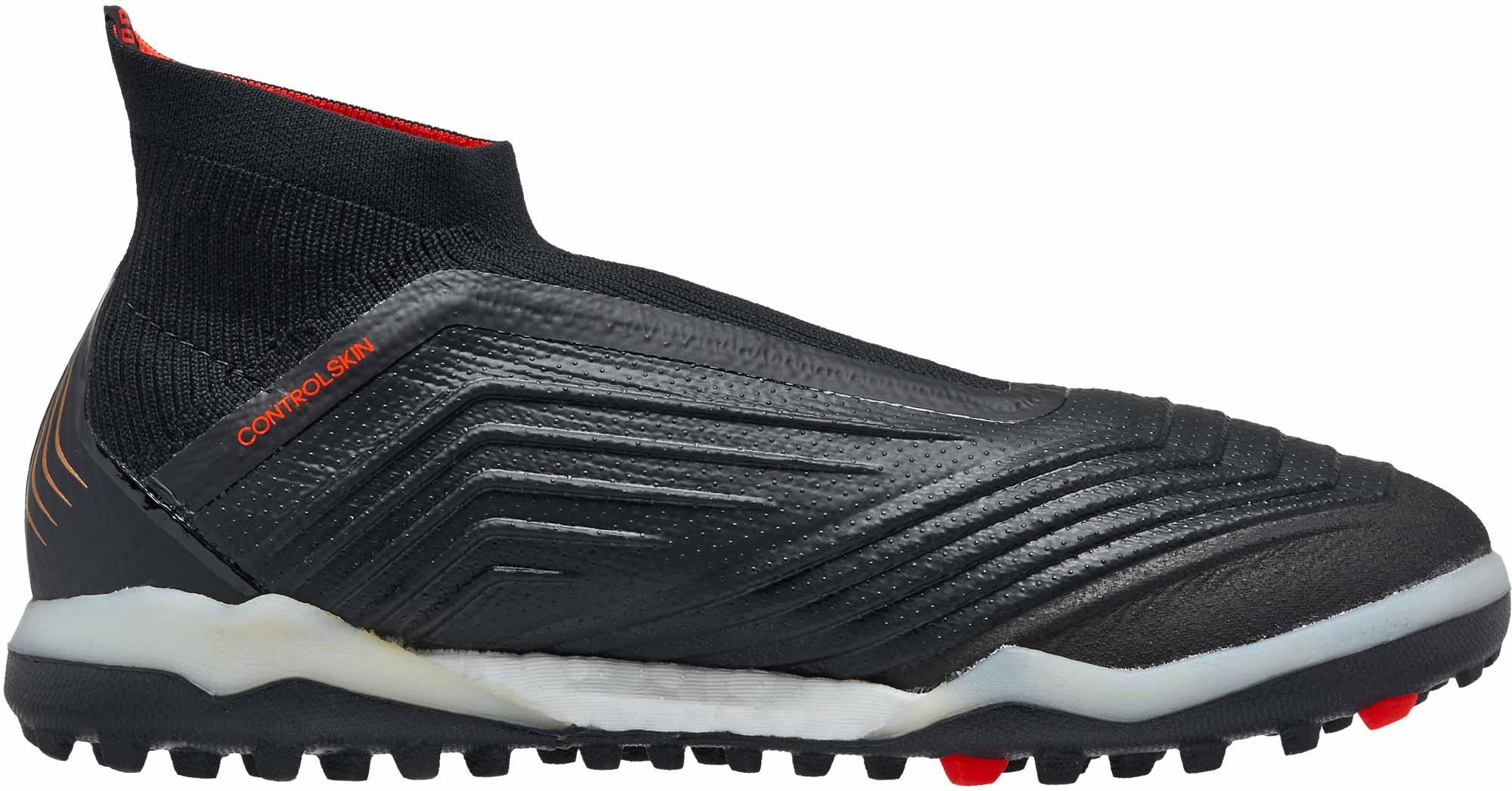 on sale cf57d e6e7a adidas Predator Tango 18 TF – BlackSolar Red