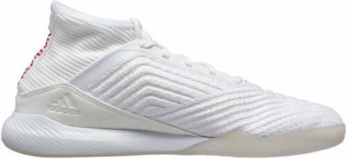 adidas Predator Tango 18.3 TR – White/Real Coral