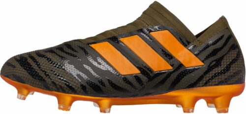 adidas Nemeziz 17  FG – Trace Olive/Burnt Orange