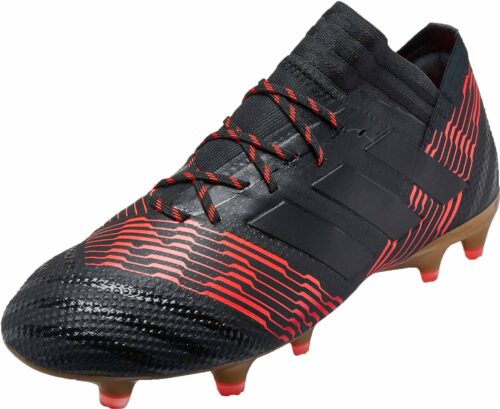 adidas Nemeziz 17.1 FG – Black/Solar Red