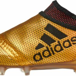 794428be1d29 adidas Kids X 17 FG - Gold Youth Soccer Cleats