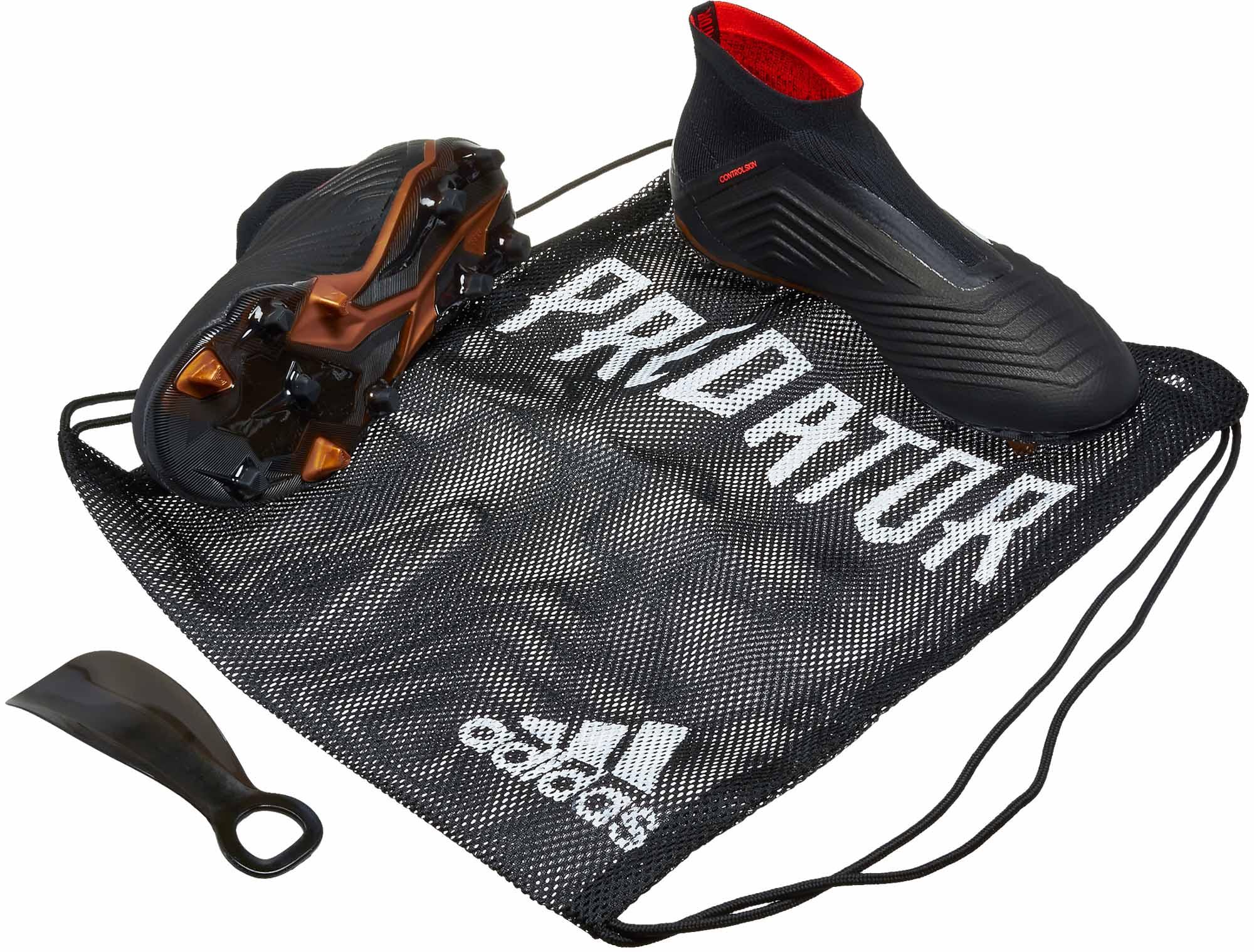 Adidas Predator Cleats Barna Svart mMhlAJdB