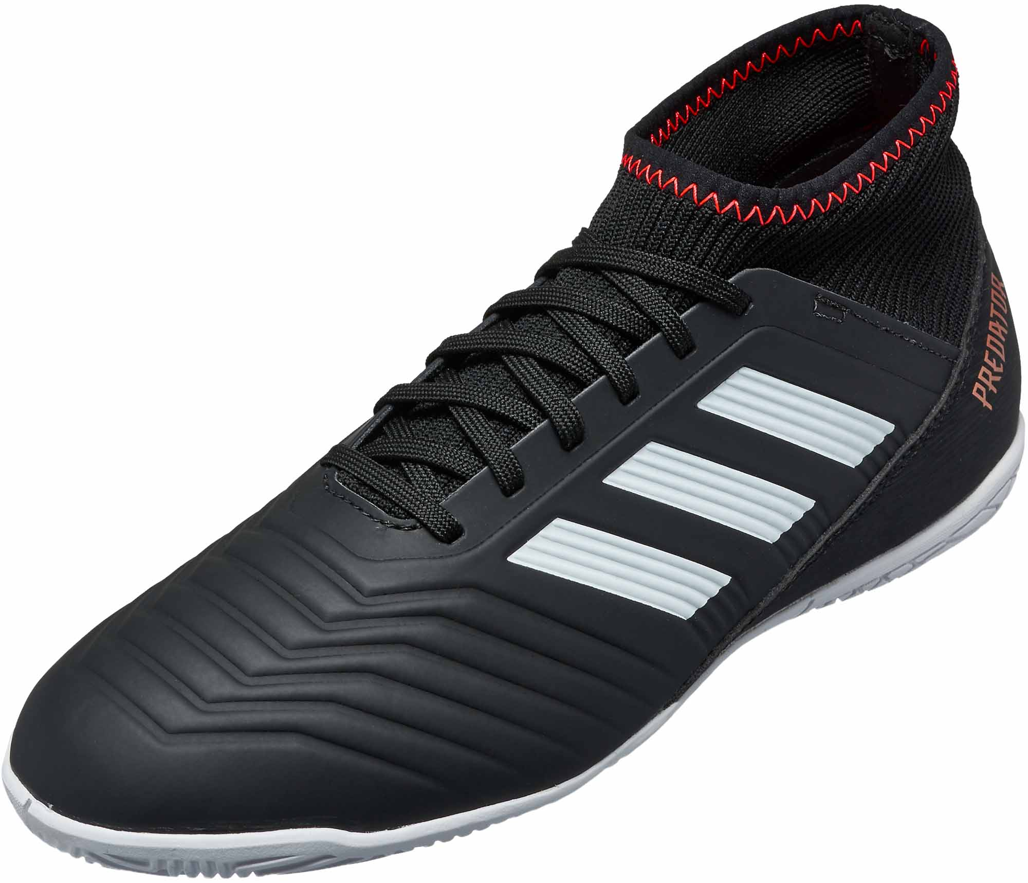 Black Soccer Referee Shoes