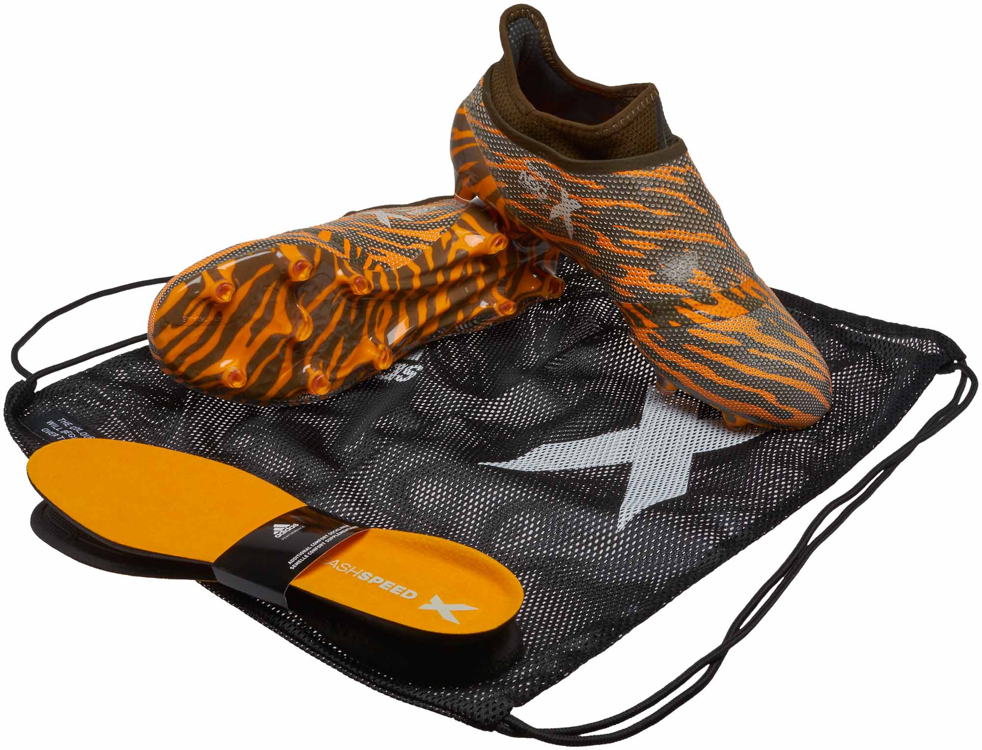 sports shoes 0ced4 4dd53 adidas X 17 FG – Burnt Orange Trace Olive