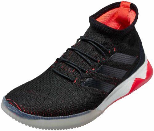adidas Predator Tango 18.1 TR – Black/Solar Red