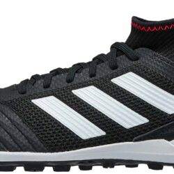 more photos 09ba6 4d95e adidas Predator Tango 18.3 TF - Black Turf Soccer Shoes