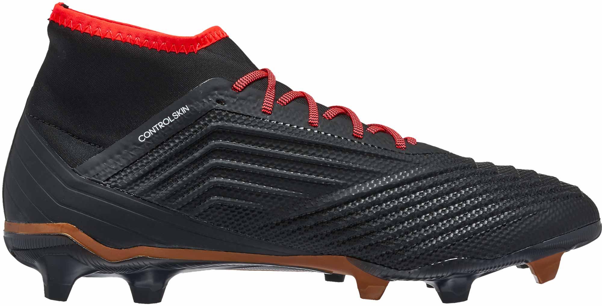 Adidas Predator 18,2 Fg Fotball Sko